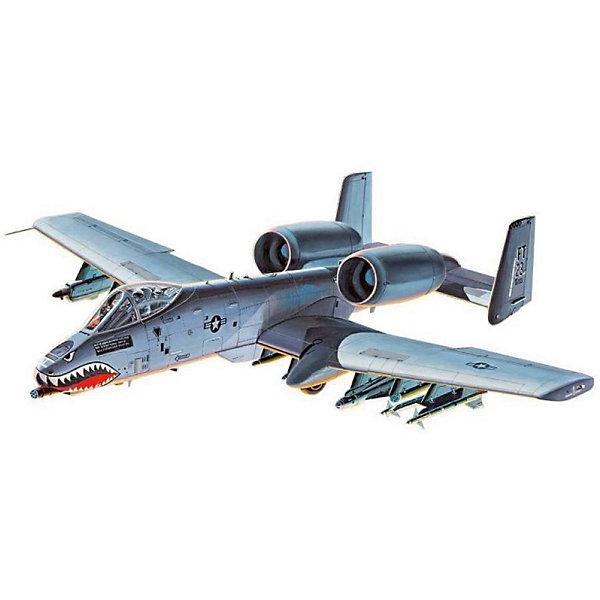 Сборка Самолет A-10 «Тандерболт» II, американскийСамолеты и вертолеты<br>Сборная модель американского штурмовика A-10 Thunderbolt II. Самолет был разработан в 1975 году. Назван в честь другого американского истребителя-штурмовика P-47 – участника Второй мировой войны. Долгое время после передачи первых машин в армию США к A-10 относились с прохладой и даже собирались отозвать. Однако все изменилось после войны в Персидском заливе, где самолет хорошо себя зарекомендовал. <br>Вооружение самолета состоит из 30-мм авиационной пушки GAU-8/A. Кроме того штурмовик может нести бомбы и ракеты общим весом в 7257 кг. <br>Масштаб: 1:100 <br>Количество деталей: 33 шт <br>Длина модели: 163 мм <br>Размах крыльев: 175 мм <br>Рекомендуется для детей старше 10-и лет.<br><br>Ширина мм: 243<br>Глубина мм: 158<br>Высота мм: 40<br>Вес г: 140<br>Возраст от месяцев: 96<br>Возраст до месяцев: 2147483647<br>Пол: Мужской<br>Возраст: Детский<br>SKU: 7122330