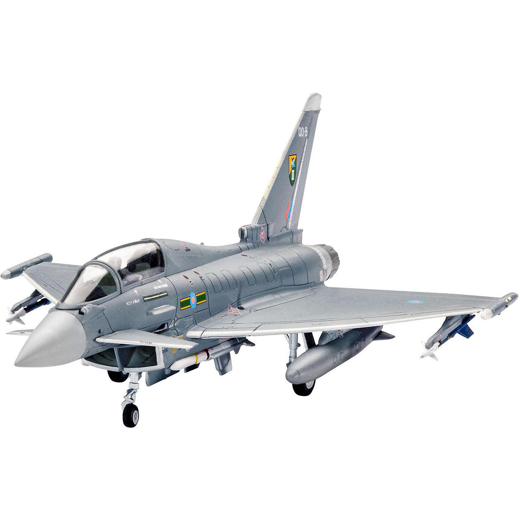 Самолет Истребитель Eurofighter Typhoon двухместныйМодели для склеивания<br>Модель многоцелевого самолета Eurofighter Typhoon. Опытный образец самолета четвертого поколения впервые поднялся в воздух в 1994 году. С 2003 года Eurofighter стал поступать в эскадрильи ВВС ряда европейских стран. Всего было построено 355 машин. <br><br>Самолет вооружен 27-мм пушкой Маузер BK-27. Кроме того Eurofighter способен нести ракеты и бомбы общим весом в 6500 кг.  <br>Масштаб: 1:144 <br>Количество деталей: 83  <br>Длина модели: 111 мм <br>Размах крыльев: 76 мм <br>Подойдет для детей старше 10-и лет.<br>ВНИМАНИЕ: Клей, краски и кисточки приобретаются отдельно.<br><br>Ширина мм: 9999<br>Глубина мм: 9999<br>Высота мм: 9999<br>Вес г: 9999<br>Возраст от месяцев: 120<br>Возраст до месяцев: 2147483647<br>Пол: Мужской<br>Возраст: Детский<br>SKU: 7122335