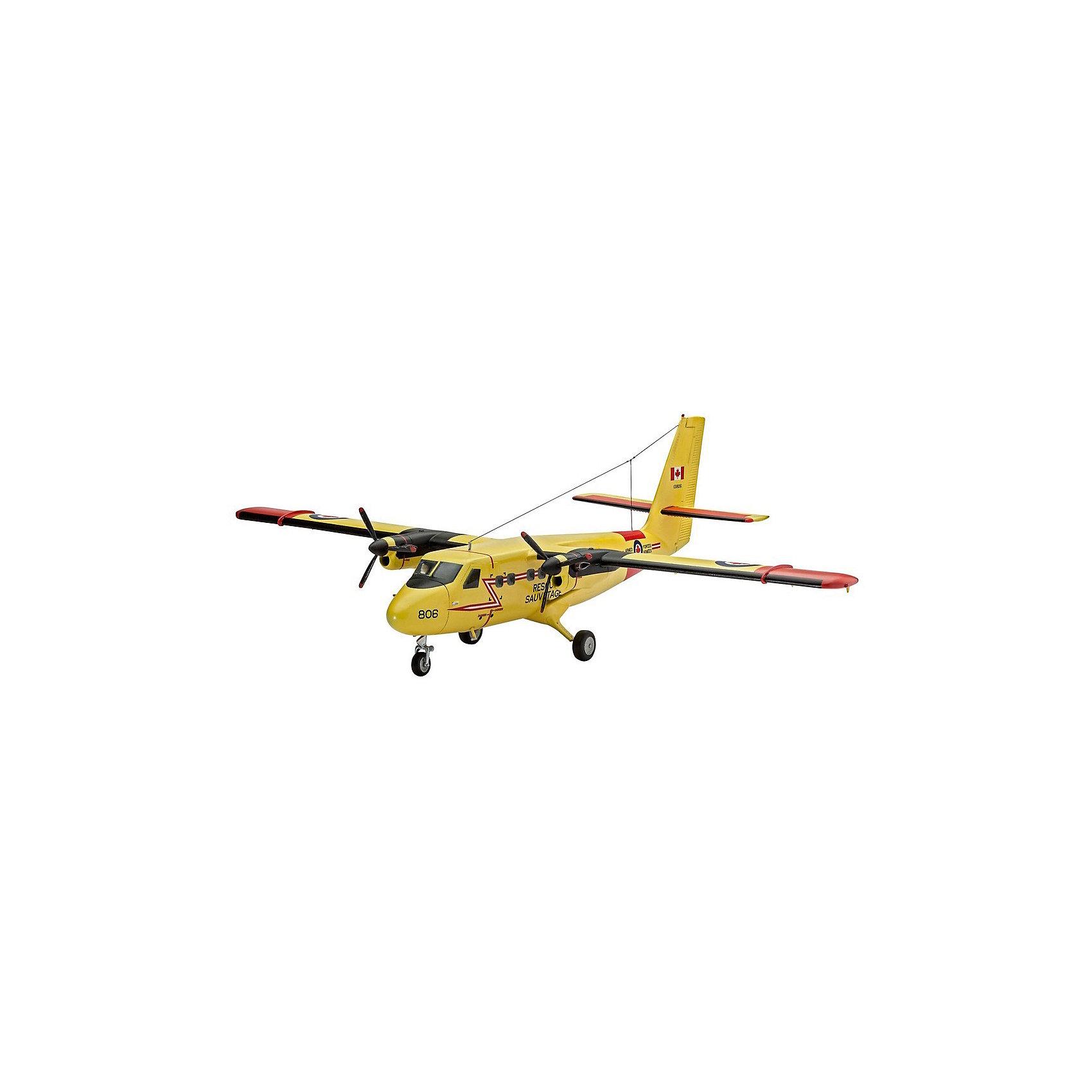 Самолет DH C-6 Твин ОттерМодели для склеивания<br>Моделирование – увлечение, которое со временем немного потеряло свою популярность. Современные дети имеют слабое представление об этом замечательном, увлекательном хобби. Вернуть традицию и развить у своего ребенка интерес к полезному занятию, отвлечь от онлайн-пространства помогут сборные модели от Revell. Для начала лучше выбрать модели попроще, например, Самолет DHC-6 Twin Otter. К счастью, интерес к технике у мальчишек не пропадает никогда. Поэтому собрать собственную точную копию небольшого пассажирского самолета в масштабе 1:72 ребенку наверняка захочется. <br>В комплект не входят клей и краски.<br><br>Ширина мм: 9999<br>Глубина мм: 9999<br>Высота мм: 9999<br>Вес г: 9999<br>Возраст от месяцев: 120<br>Возраст до месяцев: 2147483647<br>Пол: Мужской<br>Возраст: Детский<br>SKU: 7122343