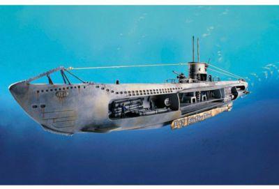 Revell Немецкая подводная лодка U-47 w.Interior
