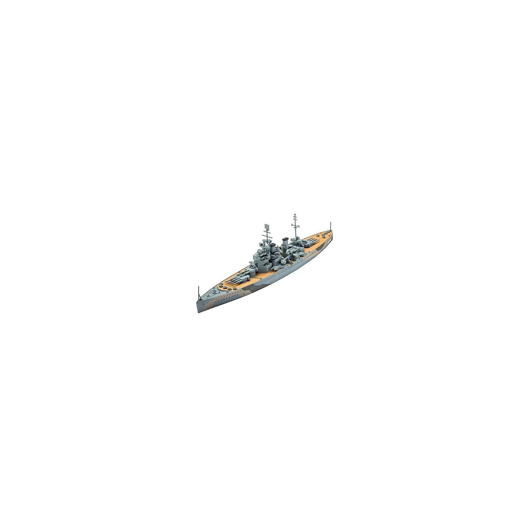 Линкор H.M.S Prince of WalesМодели для склеивания<br>Этот знаменитый линкор H.M.S Prince of Wales вместе с линкором HMS Hood был отправлен для перехвата двух вражеских кораблей: линкоров Бисмарк и Принц Ойген во время Второй Мировой войны. После потопления Корабля Её Величества Hood, 24 мая 1941 сильно повреждённый линкор H.M.S Prince of Wales смог несколькими залпами вызвать пожар на Бисмарке до своего потопления. Благодаря героизму членов экипажа этого знаменитого линкора Её Величества Принца Уэльского, HMS Bismarck получил значительные повреждения в области рулевого управления, что позволил его вскоре потопить.   <br><br>Несравненная сборная модель британского линкора является абсолютно точной уменьшенной копией своего героического прототипа в масштабе 1:1200. Всего модель состоит из 45 отдельных компонентов, а длина готового макета составляет 175 мм. Линкор выполнен в мельчайших подробностях: тщательно детализированная палуба со множеством надстроек, орудийные башни и краны, самолёт на борту судна и подлинная цветовая гамма не оставляют сомнений – перед вами настоящий линкор H.M.S Prince of Wales!   <br><br>Разработанная для детей от 10 лет, сборная модель Корабля Её Величества Принца Уэльского, определённо, принесёт массу положительных эмоций и взрослому моделисту и коллекционеру военной техники времён Второй Мировой войны. Сборка такой модели требует определённого уровня мастерства. Её относят к профессиональному уровню (№3). Моделирование, несомненно, весьма полезное времяпровождения, ведь оно отлично тренирует мелкую моторику, развивает в ребёнке такие навыки как усидчивость, аккуратность и внимательность. Кроме того, развивается пространственное мышление, логика и креативность.<br><br>Ширина мм: 9999<br>Глубина мм: 9999<br>Высота мм: 9999<br>Вес г: 9999<br>Возраст от месяцев: 120<br>Возраст до месяцев: 2147483647<br>Пол: Мужской<br>Возраст: Детский<br>SKU: 7122345