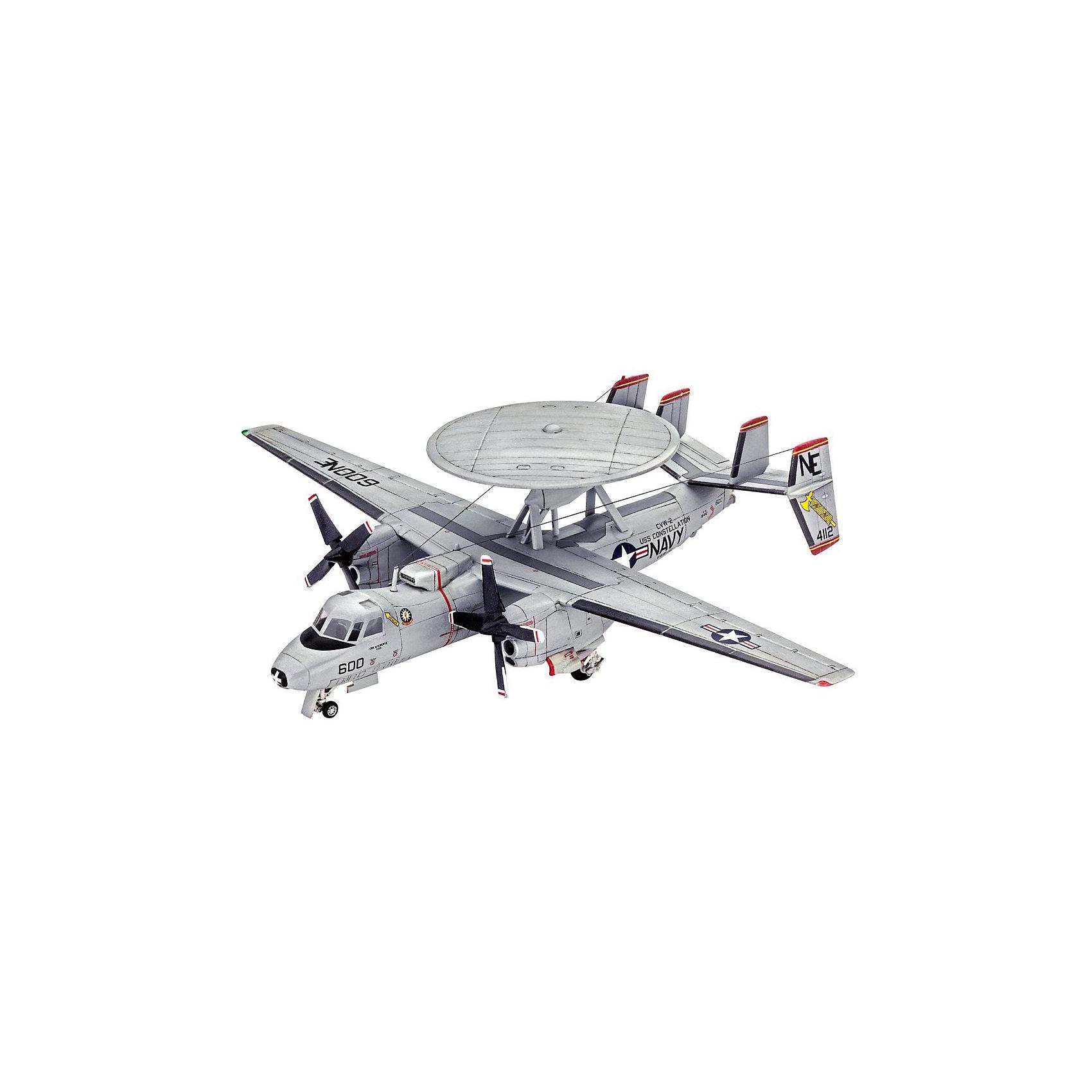 Американский самолет ДРЛО Грумман E-2С «Хокай»Модели для склеивания<br>Сборная модель американского палубного самолета Grumman E-2 Hawkeye в масштабе 1 к 144. ВМФ США использует данную машину для дальнего радиолокационного обнаружения. Кроме того самолет поставляется в ряд других стран. <br>Детали модели выполнены из пластика. Необходимо самостоятельно их склеить и затем покрасить. Клей и краски в набор не включены. Они приобретаются отдельно.  <br>В наборе 46 деталей для сборки и декали (наклейки) для создания аутентичной ливреи самолета.  <br>Модель рекомендуется для взрослых и детей в возрасте от 10 лет<br><br>Ширина мм: 9999<br>Глубина мм: 9999<br>Высота мм: 9999<br>Вес г: 9999<br>Возраст от месяцев: 120<br>Возраст до месяцев: 2147483647<br>Пол: Мужской<br>Возраст: Детский<br>SKU: 7122364