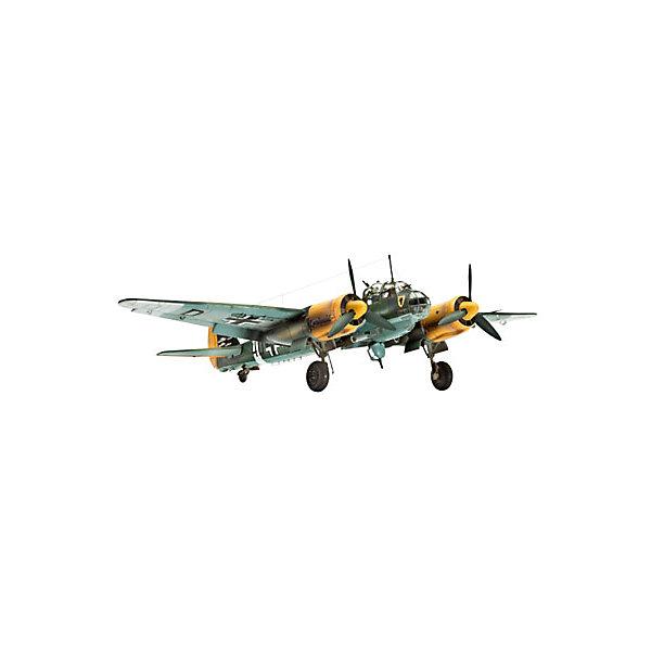 Самолет Бомбардировщик Юнкерс Ю-88 A-4 Bomber, 2-ая МВ, немецкийСамолеты и вертолеты<br>Сборная модель немецкого многоцелевого самолета Ju 88 A4/D-1. Широко применялся в ходе Второй мировой войны. Использовался как бомбардировщик, разведчик, торпедоносец и ночной истребитель. За шесть лет было выпущено около 15 тысяч машин. При разработке модификации A4 были учтены все недочеты предыдущих версий. Новый Ju 88 стал грозной боевой машиной. Кроме того эта версия обзавелась более мощными двигателями <br>Масштаб: 1:72 <br>Количество деталей: 125 <br>Длина модели: 201 мм <br>Размах крыльев: 280 мм <br>Подойдет для детей старше 10-и лет <br>Клей, краски и кисточки приобретаются отдельно<br>Ширина мм: 368; Глубина мм: 238; Высота мм: 59; Вес г: 360; Возраст от месяцев: 120; Возраст до месяцев: 2147483647; Пол: Мужской; Возраст: Детский; SKU: 7122376;