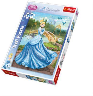 Trefl Пазлы «Волшебное платье», 260 элементов