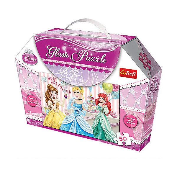 Пазлы Trefl «Принцессы», 50 элементов