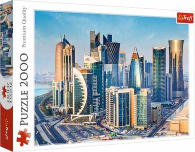 Trefl Пазлы «Доха, Катар», 2000 деталей