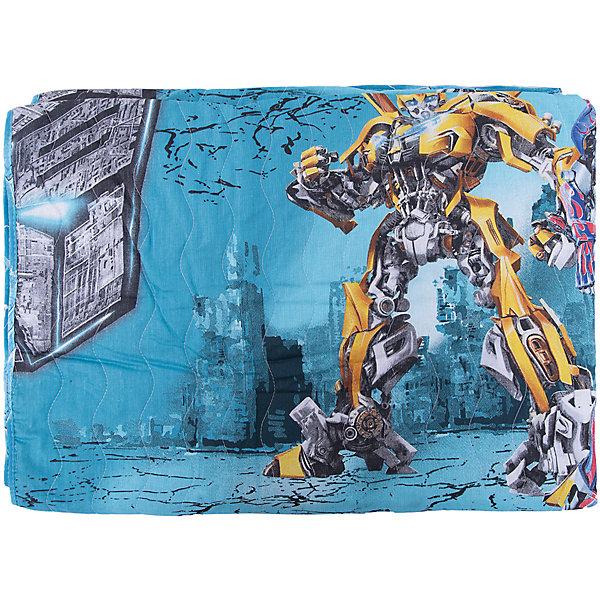 Покрывало Непоседа Transformers Защитники 145х200 хлопок 100 бязь стеганое мультиколорПледы и покрывала<br>Характеристики товара:<br><br>• размер: 145х200 см.;<br>• материал: бязь (100% хлопок), наполнитель - силиконизированное волокно;<br>• рисунок стежки: волна;<br>• размер упаковки: 48х8х33 см.;<br>• вес: 800 гр.<br><br>Стеганное покрывало «Transformers Защитники» выполнено в ярком дизайне. Все швы изделия тщательно обработаны. Стежка, выполненная по всему полотну изделия, не только ровно распределяет наполнитель, но и выполняет декоративную функцию.<br><br>Покрывало сшито из бязи (100% хлопка), с использованием нелиняющих натуральных красителей. Ткань прочная и износоустойчивая. Синтетический, нетоксичный, экологически безопасный наполнитель силиконизированное волокно делает покрывало легким, как облако.<br><br>Покрывало можно использовать в качестве одеяла в летний период времени.<br><br>Покрывало Непоседа Transformers Защитники 145х200 хлопок 100 бязь стеганое мультиколор можно купить в нашем интернет-магазине.<br>Ширина мм: 480; Глубина мм: 80; Высота мм: 330; Вес г: 800; Возраст от месяцев: 48; Возраст до месяцев: 144; Пол: Унисекс; Возраст: Детский; SKU: 7126596;