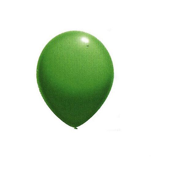 10 шариков (зеленый)