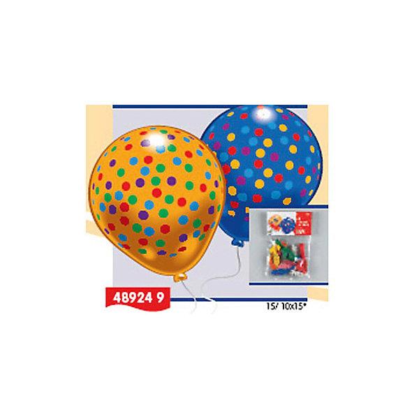 8 шариков с рисунком КонфеттиДетские хлопушки и бумфетти<br>Размер упаковки: 10*15 см. <br>Набор надувных шариков для декорирования помогут Вам необычно украсить комнату к празднику. Шарики с рисунком Конфетти создадут атмосферу приближающегося торжества. Шарики сделаны из безопасных материалов. <br>В комплекте: 8 шариков с рисунком Конфетти.<br><br>Ширина мм: 230<br>Глубина мм: 150<br>Высота мм: 10<br>Вес г: 30<br>Возраст от месяцев: 12<br>Возраст до месяцев: 2147483647<br>Пол: Унисекс<br>Возраст: Детский<br>SKU: 7128905