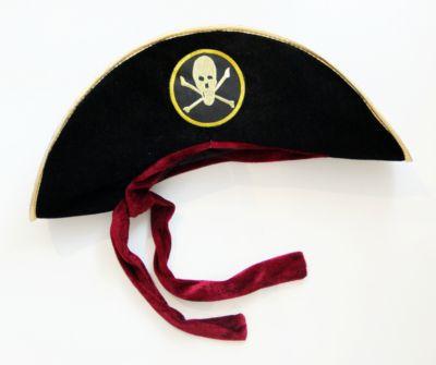 Magic Time Маскарадная шляпа Пират