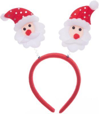 Magic Time Новогоднее украшение Дед Мороз в красном колпаке фото-1