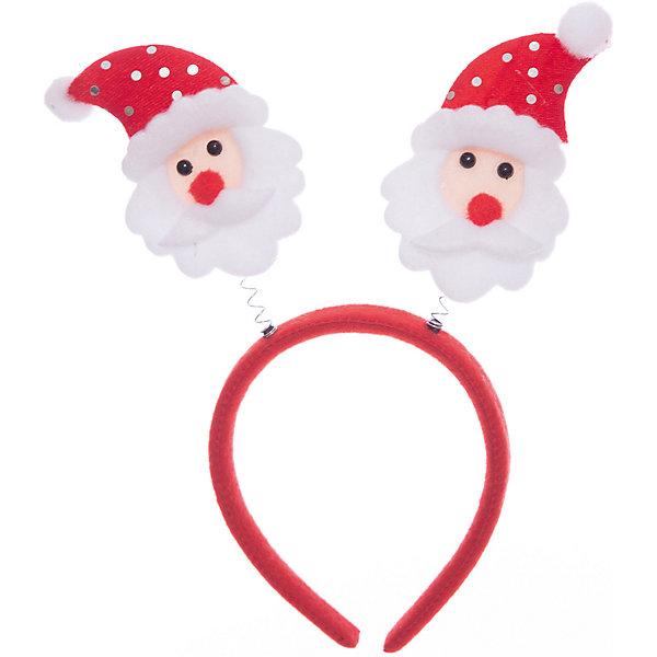 Новогоднее украшение Дед Мороз в красном колпаке