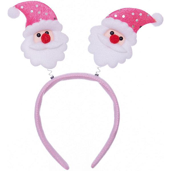 Новогоднее украшение Дед Мороз в розовом колпакеНовинки Новый Год<br><br><br>Ширина мм: 220<br>Глубина мм: 240<br>Высота мм: 10<br>Вес г: 32<br>Возраст от месяцев: 24<br>Возраст до месяцев: 2147483647<br>Пол: Унисекс<br>Возраст: Детский<br>SKU: 7129009