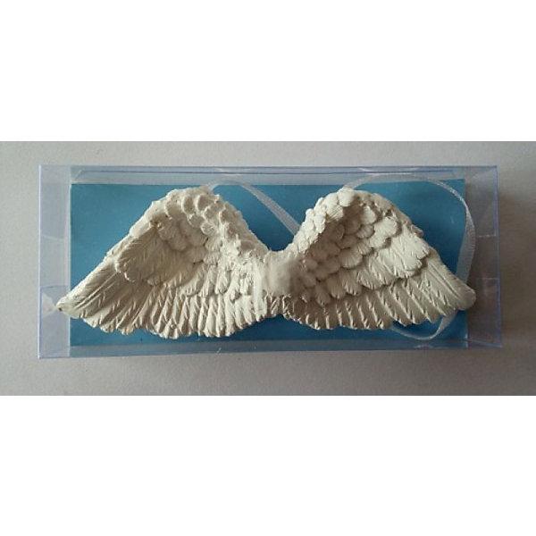 Новогоднее подвесное украшение Крылышки из полирезины