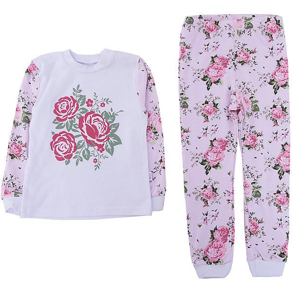 Пижама Веселый малыш для девочкиПижамы и сорочки<br>Характеристики товара:<br><br>• цвет: розовый<br>• комплектация: лонгслив и брюки<br>• состав ткани: 100% хлопок<br>• сезон: круглый год<br>• пояс: резинка<br>• длинные рукава<br>• страна бренда: Россия<br>• страна производства: Россия<br><br>Эта пижама для девочки поможет обеспечить ребенку комфорт. Хлопковая детская пижама - универсальная и удобная вещь. Такая пижама для ребенка декорирована симпатичным принтом.<br><br>Пижаму Веселый малыш для девочки можно купить в нашем интернет-магазине.<br>Ширина мм: 281; Глубина мм: 70; Высота мм: 188; Вес г: 295; Цвет: розовый; Возраст от месяцев: 18; Возраст до месяцев: 24; Пол: Женский; Возраст: Детский; Размер: 92,116,110,104,98; SKU: 7129470;