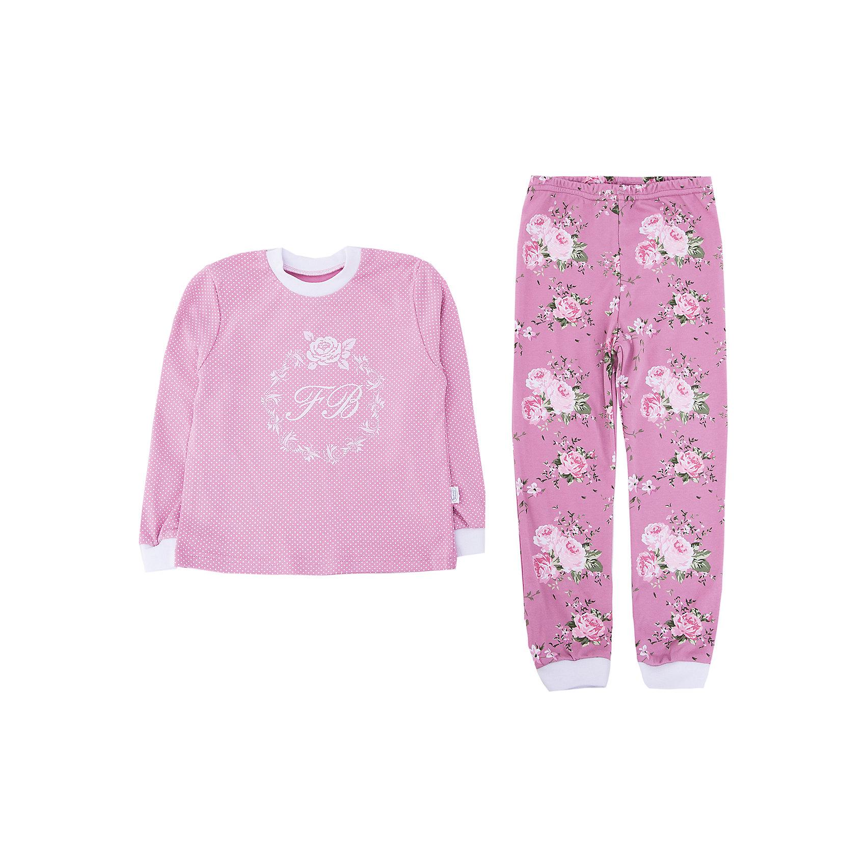 Пижама Веселый малыш для девочкиПижамы и сорочки<br>Пижама Веселый малыш для девочки<br>Пижама Розы из качественного натурального полотна (интерлок, пенье).<br>Состав:<br>100%хлопок<br><br>Ширина мм: 281<br>Глубина мм: 70<br>Высота мм: 188<br>Вес г: 295<br>Цвет: розовый<br>Возраст от месяцев: 60<br>Возраст до месяцев: 72<br>Пол: Женский<br>Возраст: Детский<br>Размер: 116,92,98,104,110<br>SKU: 7129476