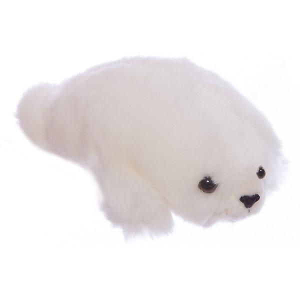 Мягкая игрушка Devik Toys Морской котик, 20 смМягкие игрушки животные<br>Характеристики:<br><br>• возраст: от 3 лет;<br>• материал: искусственный мех, синтепон;<br>• длина игрушки: 20 см;<br>• цвет: белый.<br><br>Белый морской котик стает хорошим подарком к празднику для мальчиков и девочек. Мягкая игрушка изготовлена из гипоаллергенных материалов, абсолютно безопасных для детей. Морской котик обтянут ворсистым плюшем, имитирующим шерсть животного. Глаза сделаны из пластиковых бусин. В качестве наполнителя используется высококачественный синтепон.<br><br>Морской котик может быть героем в ролевых играх, украшением детской комнаты или игрушкой, с которой малыш будет спать в кровати.<br><br>Мягкую игрушку «Морской котик, 20 см», Девилон М можно купить в нашем интернет-магазине.<br>Ширина мм: 80; Глубина мм: 150; Высота мм: 200; Вес г: 0; Возраст от месяцев: 36; Возраст до месяцев: 2147483647; Пол: Унисекс; Возраст: Детский; SKU: 7129561;
