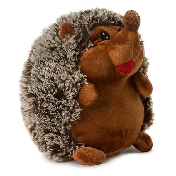 Мягкая игрушка Devilon Еж Никита, 20 смМягкие игрушки животные<br>Характеристики:<br><br>• возраст: от 3 лет;<br>• материал: плюш, синтепон;<br>• длина игрушки: 20 см;<br>• цвет: коричневый.<br><br>Плюшевый ежик станет хорошим подарком к празднику для мальчиков и девочек. Мягкая игрушка изготовлена из гипоаллергенных материалов, абсолютно безопасных для детей. Медвежонок обтянут ворсистым плюшем, имитирующим иголки настоящего животного. Глаза сделаны из пластиковых бусин. В качестве наполнителя используется высококачественный синтепон.<br><br>Еж Никита может быть героем в ролевых играх, украшением детской комнаты или игрушкой, с которой малыш будет спать в кровати.<br><br>Мягкую игрушку «Еж Никита», Девилон М можно купить в нашем интернет-магазине.<br><br>Ширина мм: 190<br>Глубина мм: 200<br>Высота мм: 200<br>Вес г: 150<br>Возраст от месяцев: 36<br>Возраст до месяцев: 2147483647<br>Пол: Унисекс<br>Возраст: Детский<br>SKU: 7129568
