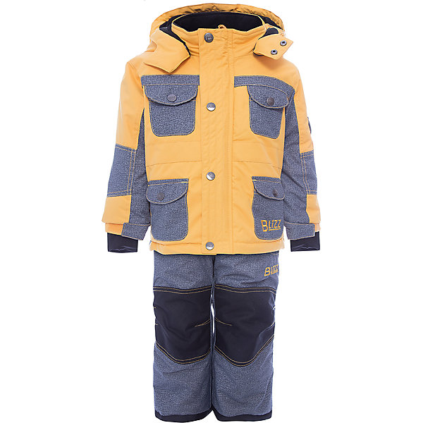 Комплект: куртка и брюки BLIZZ для мальчикаВерхняя одежда<br>Характеристики товара:<br><br>• цвет: оранжевый, серый<br>• комплектация: куртка и брюки<br>• состав ткани: полиэстер<br>• подкладка: куртка - флис, брюки - 100% полиэстер<br>• утеплитель: тек-полифилл<br>• сезон: зима<br>• мембранное покрытие<br>• температурный режим: от -40 до 0<br>• водонепроницаемость: 5000 мм <br>• паропроницаемость: 5000 г/м2<br>• плотность утеплителя: грудь и спина 220 г/м2, рукава и брюки 170 г/м2<br>• застежка: молния<br>• капюшон: без меха, съемный<br>• брюки усилены износостойкими вставками<br>• страна бренда: Канада<br>• страна изготовитель: Китай<br><br>Такой мембранный комплект Blizz для мальчика сделан легкого, но теплого материала. Зимние брюки из комплекта для ребенка регулируются по длине. Непромокаемый и непродуваемый верх детской зимней куртки и брюк обеспечит тепло. Подкладка детского комплекта для зимы приятная на ощупь.<br><br>Комплект: куртка и брюки Blizz (Близ) для мальчика можно купить в нашем интернет-магазине.<br><br>Ширина мм: 356<br>Глубина мм: 10<br>Высота мм: 245<br>Вес г: 519<br>Цвет: оранжевый<br>Возраст от месяцев: 18<br>Возраст до месяцев: 24<br>Пол: Мужской<br>Возраст: Детский<br>Размер: 92,116/122,116,110,104,98/104,98<br>SKU: 7131284
