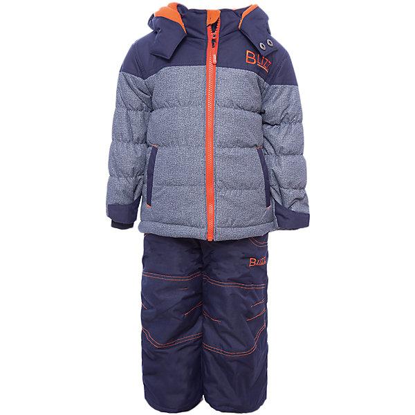 Комплект: куртка и брюки BLIZZ для мальчикаВерхняя одежда<br>Характеристики товара:<br><br>• цвет: серый, синий<br>• комплектация: куртка и брюки<br>• состав ткани: полиэстер<br>• подкладка: куртка - флис, брюки - 100% полиэстер<br>• утеплитель: тек-полифилл<br>• сезон: зима<br>• мембранное покрытие<br>• температурный режим: от -40 до 0<br>• водонепроницаемость: 5000 мм <br>• паропроницаемость: 5000 г/м2<br>• плотность утеплителя: грудь и спина 220 г/м2, рукава и брюки 170 г/м2<br>• застежка: молния<br>• капюшон: без меха, съемный<br>• брюки усилены износостойкими вставками<br>• страна бренда: Канада<br>• страна изготовитель: Китай<br><br>Практичный комплект Blizz для мальчика рассчитан даже на сильные морозы. Мембранный зимний комплект для ребенка отличается продуманным дизайном. Непромокаемый и непродуваемый верх детского комплекта не задерживает воздух. Зимний комплект легкий и износостойкий. <br><br>Комплект: куртка и брюки Blizz (Близ) для мальчика можно купить в нашем интернет-магазине.<br><br>Ширина мм: 356<br>Глубина мм: 10<br>Высота мм: 245<br>Вес г: 519<br>Цвет: синий<br>Возраст от месяцев: 60<br>Возраст до месяцев: 72<br>Пол: Мужской<br>Возраст: Детский<br>Размер: 116/122,92,116,110,104,98/104,98<br>SKU: 7131299