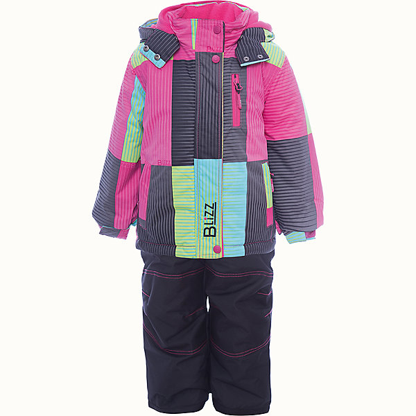 Комплект: куртка и брюки BLIZZ для девочкиВерхняя одежда<br>Характеристики товара:<br><br>• цвет: лиловый, черный<br>• комплектация: куртка и брюки<br>• состав ткани: полиэстер<br>• подкладка: куртка - флис, брюки - 100% полиэстер<br>• утеплитель: тек-полифилл<br>• сезон: зима<br>• мембранное покрытие<br>• температурный режим: от -40 до 0<br>• водонепроницаемость: 5000 мм <br>• паропроницаемость: 5000 г/м2<br>• плотность утеплителя: грудь и спина 220 г/м2, рукава и брюки 170 г/м2<br>• застежка: молния<br>• капюшон: без меха, съемный<br>• брюки усилены износостойкими вставками<br>• страна бренда: Канада<br>• страна изготовитель: Китай<br><br>Этот мембранный комплект Blizz для девочки сделан легкого, но теплого материала. Зимние брюки из комплекта для ребенка регулируются по длине. Непромокаемый и непродуваемый верх детской зимней куртки и брюк обеспечит тепло. Подкладка детского комплекта для зимы приятная на ощупь.<br><br>Комплект: куртка и брюки Blizz (Близ) для девочки можно купить в нашем интернет-магазине.<br>Ширина мм: 356; Глубина мм: 10; Высота мм: 245; Вес г: 519; Цвет: лиловый; Возраст от месяцев: 60; Возраст до месяцев: 72; Пол: Женский; Возраст: Детский; Размер: 116,122,116/122,110,104,128; SKU: 7131329;