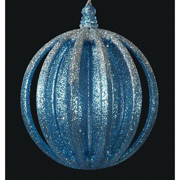 Елочный шар ErichKrause Волшебная сфера, 8 смЁлочные игрушки<br>Характеристики:<br><br>• диаметр: 8 см.<br>• вес: 80 гр.<br><br>Новогоднее украшение-шар «Волшебная сфера» от ErichKrause (ЭрихКраузе) изготовлено из высококачественного материала. Украшение выполнено в красивом голубом цвете и нежно припорошено блестками. Необычная конструкция из нескольких слоев добавляет загадочности этому изделию.<br><br>С помощью специальной петли украшение можно подвесить в любом понравившемся месте. Но, конечно же, удачнее всего такая игрушка будет смотреться на праздничной елке. Сфера будет мерцать в свете гирлянд, создавая праздничное настроение и волшебную атмосферу в доме.<br><br>Новогодние украшения приносят в дом волшебство и ощущение праздника. Создайте в своем доме атмосферу веселья и радости, украшая всей семьей новогоднюю елку нарядными игрушками, которые будут из года в год накапливать теплоту воспоминаний.<br><br>Шар ВОЛШЕБНАЯ СФЕРА 8см можно купить в нашем интернет-магазине.<br>Ширина мм: 80; Глубина мм: 80; Высота мм: 80; Вес г: 80; Возраст от месяцев: -2147483648; Возраст до месяцев: 2147483647; Пол: Унисекс; Возраст: Детский; SKU: 7132388;