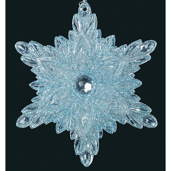 Украшение на елку ErichKrause Звезда, 11,5 см (ледяная)Ёлочные игрушки<br>Характеристики:<br><br>• диаметр: 11,5 см.<br>• вес: 60 гр.<br><br>Новогоднее украшение в виде звездочки, как будто порытой кристалликами льда, от ErichKrause (ЭрихКраузе) выполнено из высококачественного материала. С помощью специальной петли украшение можно подвесить в любом понравившемся месте. Но, конечно же, удачнее всего такая игрушка будет смотреться на праздничной елке. Звезда будет мерцать в свете гирлянд, создавая праздничное настроение и волшебную атмосферу в доме.<br><br>Новогодние украшения приносят в дом волшебство и ощущение праздника. Создайте в своем доме атмосферу веселья и радости, украшая всей семьей новогоднюю елку нарядными игрушками, которые будут из года в год накапливать теплоту воспоминаний.<br><br>Украшение ЗВЕЗДА ледяная 11.5см можно купить в нашем интернет-магазине.<br>Ширина мм: 105; Глубина мм: 25; Высота мм: 115; Вес г: 60; Возраст от месяцев: -2147483648; Возраст до месяцев: 2147483647; Пол: Унисекс; Возраст: Детский; SKU: 7132394;