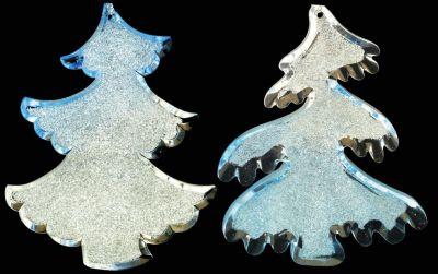 Erich Krause Украшение на елку ErichKrause Ледяная елка , 9,5 см