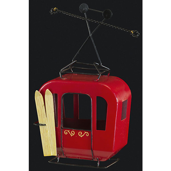 Украшение на елку ErichKrause Подъемник, 17 смЁлочные игрушки<br>Характеристики:<br><br>• размер: 17 см.<br>• вес: 120 гр.<br>• материал: металл<br><br>Новогоднее украшение «Подъемник» от ErichKrause (ЭрихКраузе) выполнено из металла. С помощью специальной петли украшение можно подвесить в любом понравившемся месте. Но, конечно же, удачнее всего такая игрушка будет смотреться на праздничной елке.<br><br>Новогодние украшения приносят в дом волшебство и ощущение праздника. Создайте в своем доме атмосферу веселья и радости, украшая всей семьей новогоднюю елку нарядными игрушками, которые будут из года в год накапливать теплоту воспоминаний.<br><br>Украшение ПОДЪЕМНИК 17см можно купить в нашем интернет-магазине.<br><br>Ширина мм: 170<br>Глубина мм: 45<br>Высота мм: 90<br>Вес г: 120<br>Возраст от месяцев: -2147483648<br>Возраст до месяцев: 2147483647<br>Пол: Унисекс<br>Возраст: Детский<br>SKU: 7132426