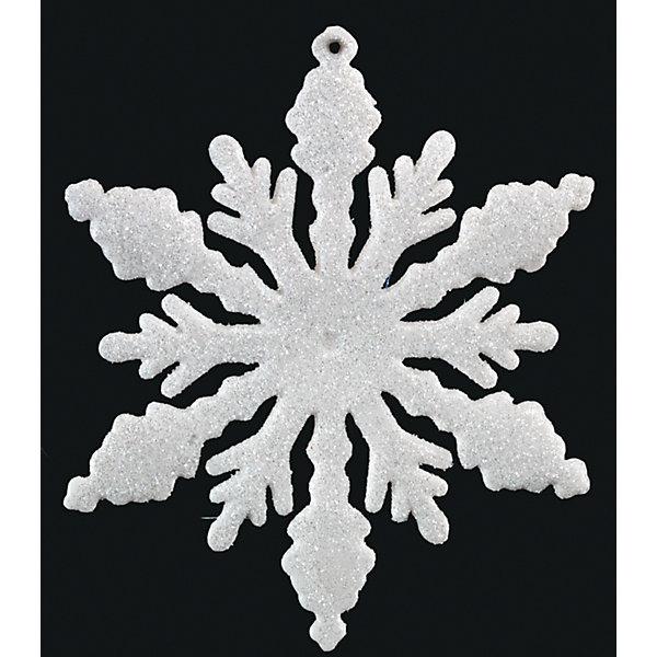 Набор украшений на елку ErichKrause Снежинки, 13 см 2 штуки (серебряные)Ёлочные игрушки<br>Характеристики:<br><br>• в наборе: 3 снежинки<br>• диаметр: 13 см.<br>• упаковка: высококачественный pvc-box<br>• вес: 70 гр.<br><br>Набор состоит из трех плоских белых снежинок, покрытых блестками. Снежинки подходят для декорирования больших елок или оформления интерьера.<br><br>Новогодние украшения приносят в дом волшебство и ощущение праздника. Создайте в своем доме атмосферу веселья и радости, украшая всей семьей новогоднюю елку нарядными игрушками, которые будут из года в год накапливать теплоту воспоминаний.<br><br>Набор 3 СНЕЖИНКИ белоснежные 13см можно купить в нашем интернет-магазине.<br>Ширина мм: 130; Глубина мм: 15; Высота мм: 115; Вес г: 70; Возраст от месяцев: -2147483648; Возраст до месяцев: 2147483647; Пол: Унисекс; Возраст: Детский; SKU: 7132467;