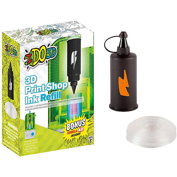 Катридж для пресс-машины Redwood Вертикаль оранжевыйПластик для 3D ручек<br>Характеристики товара:<br><br>• в комплекте: картридж, 4D основа для слепка;<br>• возраст: от 8 лет;<br>• материал: пластик, полимер;<br>• цвет: оранжевый;<br>• размер упаковки: 16,5х8,6х25 см;<br>• вес: 120 грамм;<br>• страна бренда: США.<br><br>Картридж «Вертикаль» предназначен для пресс-машины «Вертикаль» от Redwood. С помощью полимера, находящегося в картридже, можно создавать разнообразные слепки и фигурки. Разные цвета картриджей можно совмещать для получения новых оттенков. Цвет пасты - оранжевый.<br><br>Картридж для 3D Пресс- Машины «Вертикаль», Оранжевый, Redwood 3D (Редвуд 3Д) можно купить в нашем интернет-магазине.<br><br>Ширина мм: 248<br>Глубина мм: 860<br>Высота мм: 165<br>Вес г: 120<br>Возраст от месяцев: 96<br>Возраст до месяцев: 2147483647<br>Пол: Унисекс<br>Возраст: Детский<br>SKU: 7133322