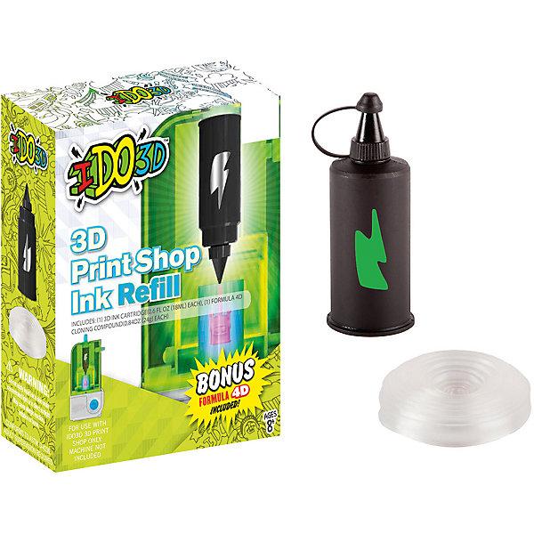 Катридж для пресс-машины Redwood Вертикаль зеленыйПластик для 3D ручек<br>Характеристики товара:<br><br>• в комплекте: картридж, 4D основа для слепка;<br>• возраст: от 8 лет;<br>• материал: пластик, полимер;<br>• цвет: зеленый;<br>• размер упаковки: 16,5х8,6х25 см;<br>• вес: 120 грамм;<br>• страна бренда: США.<br><br>Картридж «Вертикаль» предназначен для пресс-машины «Вертикаль» от Redwood. С помощью полимера, находящегося в картридже, можно создавать разнообразные слепки и фигурки. Разные цвета картриджей можно совмещать для получения новых оттенков. Цвет пасты - зеленый.<br><br>Картридж для 3D Пресс- Машины «Вертикаль», Зеленый, Redwood 3D (Редвуд 3Д) можно купить в нашем интернет-магазине.<br>Ширина мм: 248; Глубина мм: 860; Высота мм: 165; Вес г: 120; Возраст от месяцев: 96; Возраст до месяцев: 2147483647; Пол: Унисекс; Возраст: Детский; SKU: 7133327;