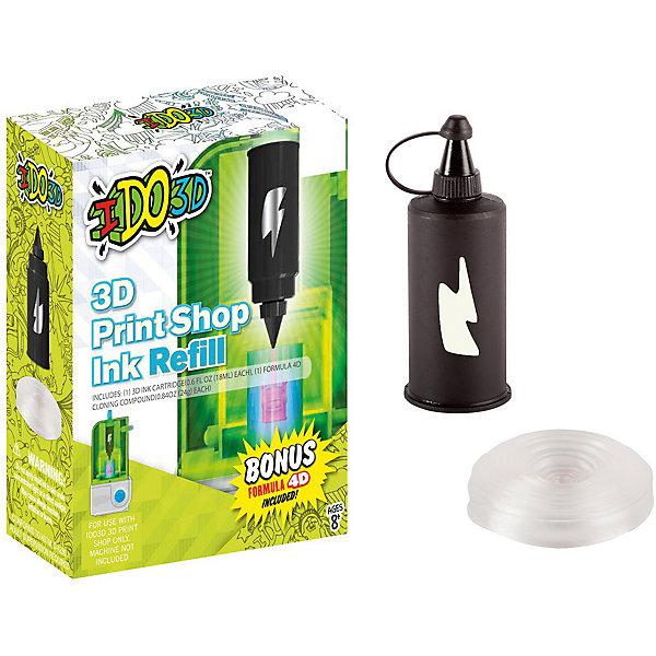 Катридж для пресс-машины Redwood Вертикаль белыйПластик для 3D ручек<br>Характеристики товара:<br><br>• в комплекте: картридж, 4D основа для слепка;<br>• возраст: от 8 лет;<br>• материал: пластик, полимер;<br>• цвет: белый;<br>• размер упаковки: 16,5х8,6х25 см;<br>• вес: 120 грамм;<br>• страна бренда: США.<br><br>Картридж «Вертикаль» предназначен для пресс-машины «Вертикаль» от Redwood. С помощью полимера, находящегося в картридже, можно создавать разнообразные слепки и фигурки. Разные цвета картриджей можно совмещать для получения новых оттенков. Цвет пасты - белый.<br><br>Картридж для 3D Пресс- Машины «Вертикаль», Белый, Redwood 3D (Редвуд 3Д) можно купить в нашем интернет-магазине.<br><br>Ширина мм: 248<br>Глубина мм: 860<br>Высота мм: 165<br>Вес г: 120<br>Возраст от месяцев: 96<br>Возраст до месяцев: 2147483647<br>Пол: Унисекс<br>Возраст: Детский<br>SKU: 7133329