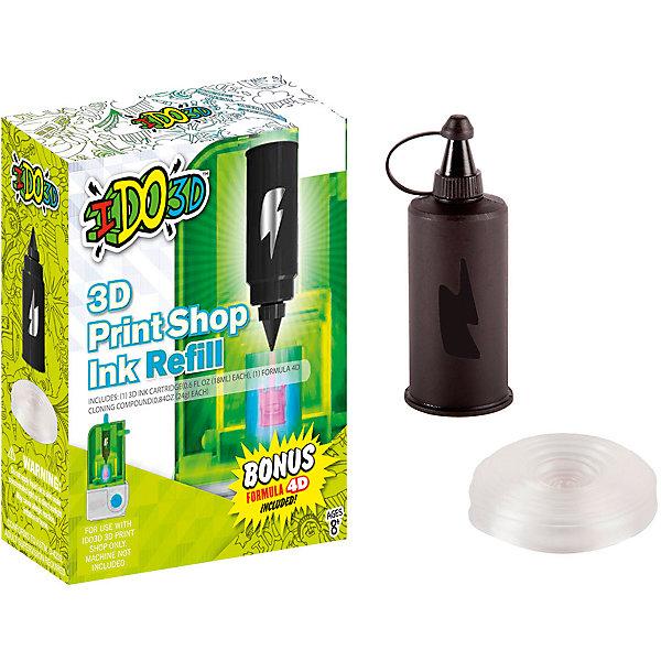 Катридж для пресс-машины Redwood Вертикаль черныйПластик для 3D ручек<br>Характеристики товара:<br><br>• в комплекте: картридж, 4D основа для слепка;<br>• возраст: от 8 лет;<br>• материал: пластик, полимер;<br>• цвет: черный;<br>• размер упаковки: 16,5х8,6х25 см;<br>• вес: 120 грамм;<br>• страна бренда: США.<br><br>Картридж «Вертикаль» предназначен для пресс-машины «Вертикаль» от Redwood. С помощью полимера, находящегося в картридже, можно создавать разнообразные слепки и фигурки. Разные цвета картриджей можно совмещать для получения новых оттенков. Цвет пасты - черный.<br><br>Картридж для 3D Пресс- Машины «Вертикаль», Черный, Redwood 3D (Редвуд 3Д) можно купить в нашем интернет-магазине.<br><br>Ширина мм: 248<br>Глубина мм: 860<br>Высота мм: 165<br>Вес г: 120<br>Возраст от месяцев: 96<br>Возраст до месяцев: 2147483647<br>Пол: Унисекс<br>Возраст: Детский<br>SKU: 7133330