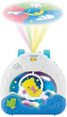 Ночник-проектор Умка с пультом д/у, светом и звуком