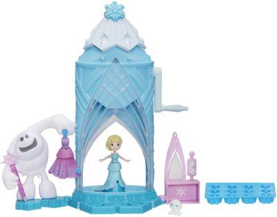 »гровой набор Hasbro Disney Frozen, «амок Ёльзы сделай вошлебный снег