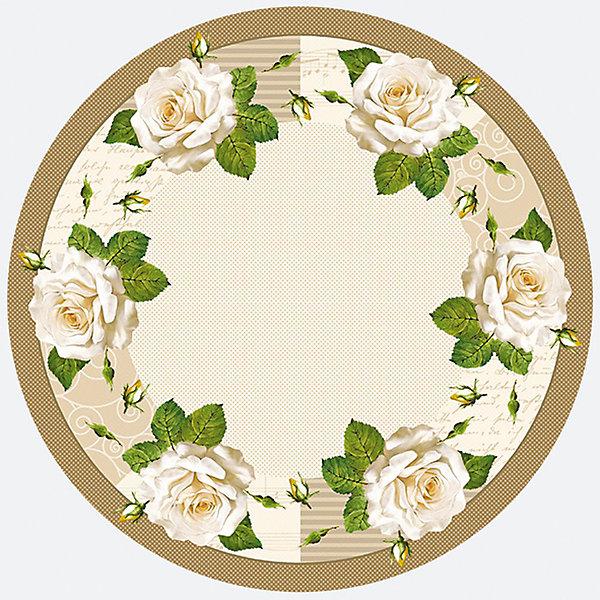 Тарелки Белая розаНовинки для праздника<br>Тарелки одноразовые  Белая роза. Диаметр тарелки 23см. В наборе 8 картонных ламинированных тарелок с красивым  рисунком. Плотность картона 230 г/м2<br>Ширина мм: 10; Глубина мм: 227; Высота мм: 227; Вес г: 91; Возраст от месяцев: 36; Возраст до месяцев: 2147483647; Пол: Унисекс; Возраст: Детский; SKU: 7139218;