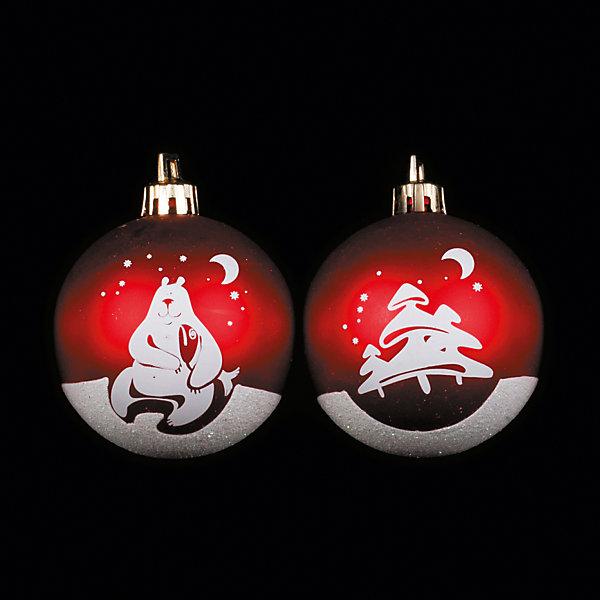 ёл. укр. набор шаров 6шт.RUSSIAN WINTER 6см, красныйЁлочные игрушки<br>Новогодние  и елочные украшения, в т.ч. пластиковые шары, украшения фигурные, изображающие представителей флоры, фауны, сказочных персонажей, верхушки, бусы, ветки, бантики, гирлянды и фонарики  (без подключения к сети переменного тока), конфетти, мишура, дождик, серпантин,  панно, венки, ели, ленты декоративные<br><br>Ширина мм: 170<br>Глубина мм: 115<br>Высота мм: 60<br>Вес г: 20<br>Возраст от месяцев: 36<br>Возраст до месяцев: 2147483647<br>Пол: Унисекс<br>Возраст: Детский<br>SKU: 7140195