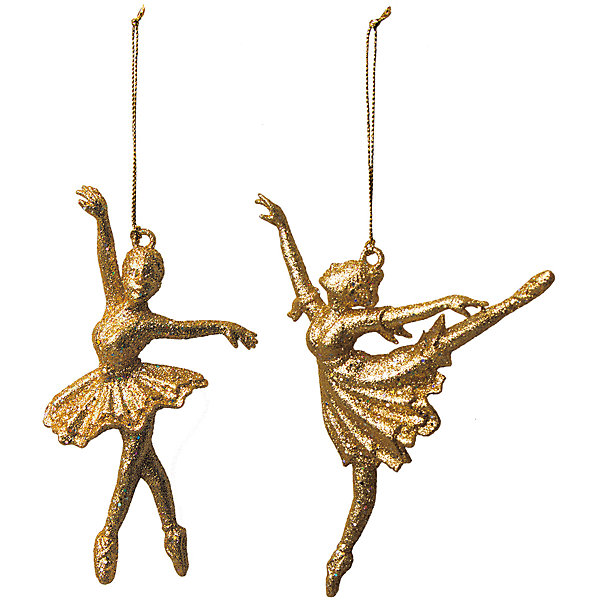 ёл. укр.CLASSIC GOLD балерина, 14,5см, 2шт, золотаяЁлочные игрушки<br>Характеристики:<br><br>• тип игрушки: елочное украшение;<br>• цвет: золотой;<br>• размер: 15х16х2,5 см;<br>• бренд: Marko Ferenzo;<br>• возраст: от 3 лет;<br>• вес: 12 гр;<br>• материал: пластик.<br><br>Елочное украшение «CLASSIC GOLD» балерина 14,5 см, 2 шт станет отличным дополнением к новогодним украшениям елки или интерьера дома к праздникам. Изделие понравится и ребенку и взрослому, поэтому игрушку можно подарить в качестве сувенира. Кроме того, с помощью него ребенок сможет сам поучаствовать в подготовке к празднику и украсить дом.<br><br>Эту игрушку могут использовать дети от трех лет. Елочное украшение от бренда Marko Ferenzo представляет собой две золотые балерины, которые отлично дополнят декор дома. Необычное украшение позволит создать особый, утонченный стиль. Пластиковое изделие  практически невесомое. Размер – 14,5 см.  <br><br>Игрушку можно использовать для украшения новогодней елки или как элемент декора. Использование игрушек такого типа позволяет ребенку проявить свои творческие способности, пофантазировать или раскрыть талант. Все элементы  являются абсолютно безопасными для ребенка и изготовлены из высококачественных материалов.<br><br>Елочное украшение «CLASSIC GOLD» балерина 14,5 см, 2 шт можно купить в нашем интернет-магазине.<br>Ширина мм: 150; Глубина мм: 25; Высота мм: 160; Вес г: 12; Возраст от месяцев: 36; Возраст до месяцев: 2147483647; Пол: Унисекс; Возраст: Детский; SKU: 7140270;
