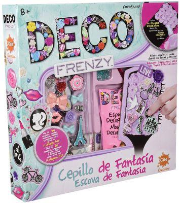 Набор для декорирования Cife Spain Business Deco Frenzy , Роскошная расческа с ободком