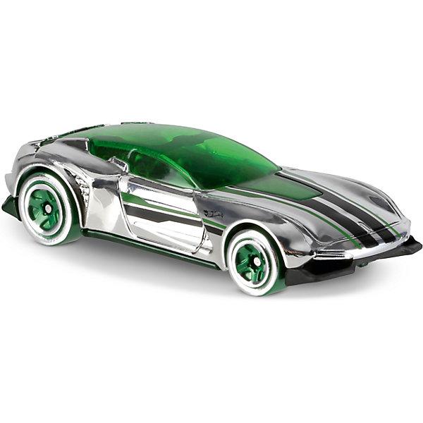 Базовая машинка Hot Wheels, Gazella GTПопулярные игрушки<br><br><br>Ширина мм: 110<br>Глубина мм: 45<br>Высота мм: 110<br>Вес г: 30<br>Возраст от месяцев: 36<br>Возраст до месяцев: 96<br>Пол: Мужской<br>Возраст: Детский<br>SKU: 7142071