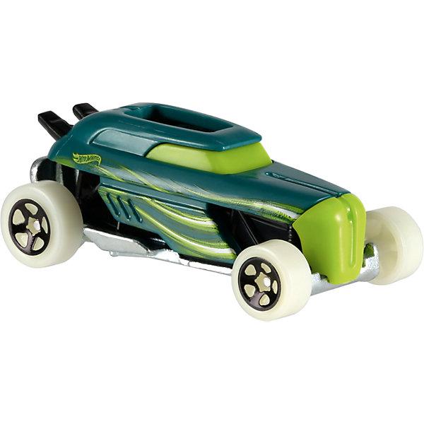 Базовая машинка Hot Wheels, Rip RodПопулярные игрушки<br>Характеристики товара:<br><br>• возраст: от 3 лет;<br>• пол: для мальчиков;<br>• масштаб: 1:64;<br>• из чего сделана игрушка (состав): металл, пластик;<br>• размер упаковки: 11х4,5х11 см.;<br>• вес: 30 гр.;<br>• упаковка: блистер на картоне;<br>• длина машинки: 7 см.;<br>• страна обладатель бренда: США.<br><br>Коллекционная машинка Hot Wheels от знаменитого производителя Mattel не оставит равнодушным любого юного автолюбителя. <br><br>Игрушечный автомобиль выполнен из качественных материалов, поэтому он сможет радовать своего маленького владельца продолжительный срок. <br><br>Машинка  Hot Wheels  выполнена в оригинальном спортивном дизайне, который по достоинству оценит любой мальчик.<br><br>С такой замечательной машинкой ребенок сможет дополнить свою коллекцию игрушечных автомобилей или устраивать собственные гоночные соревнования прямо у себя в комнате.<br><br>Машинку «Hot Wheels» можно купить в нашем интернет-магазине.<br>Ширина мм: 110; Глубина мм: 45; Высота мм: 110; Вес г: 30; Возраст от месяцев: 36; Возраст до месяцев: 96; Пол: Мужской; Возраст: Детский; SKU: 7142074;