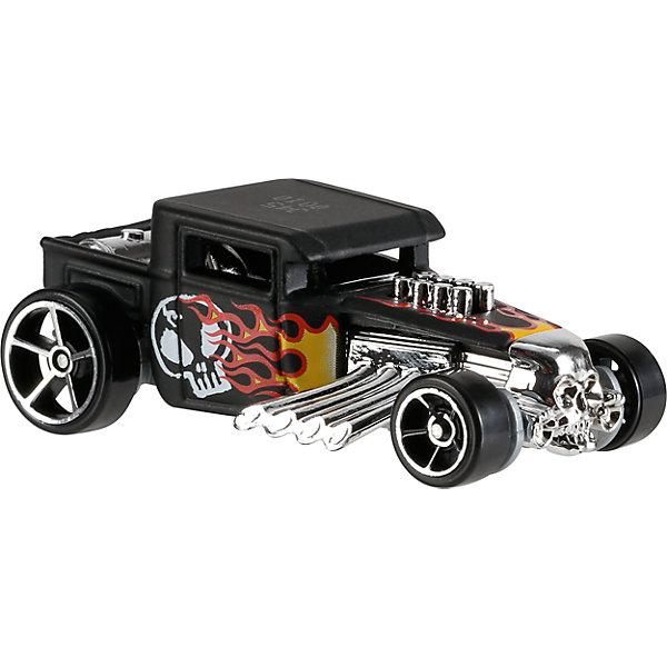 Базовая машинка Hot Wheels, Bone ShakerПопулярные игрушки<br><br><br>Ширина мм: 110<br>Глубина мм: 45<br>Высота мм: 110<br>Вес г: 30<br>Возраст от месяцев: 36<br>Возраст до месяцев: 96<br>Пол: Мужской<br>Возраст: Детский<br>SKU: 7142077