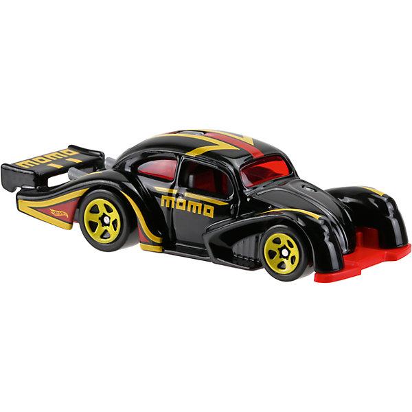 Базовая машинка Hot Wheels, Volkswagen Kafer RacerПопулярные игрушки<br>Характеристики товара:<br><br>• возраст: от 3 лет;<br>• пол: для мальчиков;<br>• масштаб: 1:64;<br>• из чего сделана игрушка (состав): металл, пластик;<br>• размер упаковки: 11х4,5х11 см.;<br>• вес: 30 гр.;<br>• упаковка: блистер на картоне;<br>• длина машинки: 7 см.;<br>• страна обладатель бренда: США.<br><br>Машинка Hot Wheels Bone Shaker из базовой коллекции высококачественная масштабная модель машины, с металлическим корпусом.<br><br>В упаковке 1 машинка. <br><br>Соберите свою коллекцию машинок Hot Wheels.<br><br>Машинку «Hot Wheels» Bone Shaker можно купить в нашем интернет-магазине.<br>Ширина мм: 110; Глубина мм: 45; Высота мм: 110; Вес г: 30; Возраст от месяцев: 36; Возраст до месяцев: 96; Пол: Мужской; Возраст: Детский; SKU: 7142090;