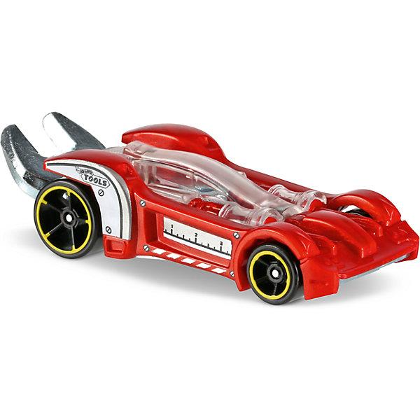 Базовая машинка Hot Wheels, TooliganМашинки<br><br>Ширина мм: 110; Глубина мм: 45; Высота мм: 110; Вес г: 30; Возраст от месяцев: 36; Возраст до месяцев: 96; Пол: Мужской; Возраст: Детский; SKU: 7142093;