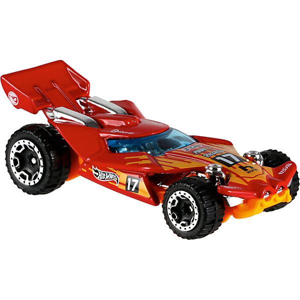 Базовая машинка Hot Wheels, Blade Raider RedПопулярные игрушки<br><br><br>Ширина мм: 110<br>Глубина мм: 45<br>Высота мм: 110<br>Вес г: 30<br>Возраст от месяцев: 36<br>Возраст до месяцев: 96<br>Пол: Мужской<br>Возраст: Детский<br>SKU: 7142095