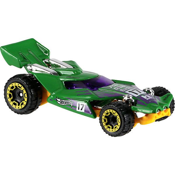 Базовая машинка Hot Wheels, Blade Raider GreenМашинки<br><br><br>Ширина мм: 110<br>Глубина мм: 45<br>Высота мм: 110<br>Вес г: 30<br>Возраст от месяцев: 36<br>Возраст до месяцев: 96<br>Пол: Мужской<br>Возраст: Детский<br>SKU: 7142096