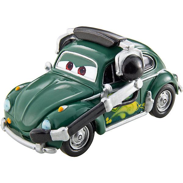 Литая машинка Disney Cars Тачки-2, Круз БезуроМашинки<br><br><br>Ширина мм: 135<br>Глубина мм: 45<br>Высота мм: 160<br>Вес г: 80<br>Возраст от месяцев: 36<br>Возраст до месяцев: 72<br>Пол: Мужской<br>Возраст: Детский<br>SKU: 7142101