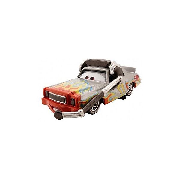 Литая машинка Disney Cars Тачки-2, Дэррел КартрипТачки<br><br><br>Ширина мм: 135<br>Глубина мм: 45<br>Высота мм: 160<br>Вес г: 80<br>Возраст от месяцев: 36<br>Возраст до месяцев: 72<br>Пол: Мужской<br>Возраст: Детский<br>SKU: 7142106