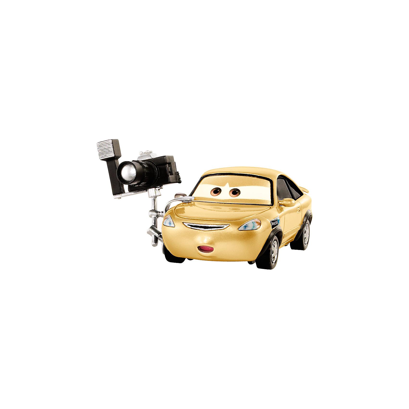 Литая машинка Disney Cars Тачки-2, Тим РиммерКоллекционные машинки<br><br><br>Ширина мм: 135<br>Глубина мм: 45<br>Высота мм: 160<br>Вес г: 80<br>Возраст от месяцев: 36<br>Возраст до месяцев: 72<br>Пол: Мужской<br>Возраст: Детский<br>SKU: 7142110